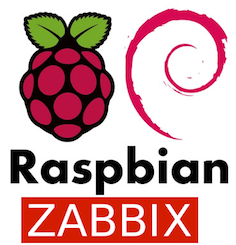 Zabbix 3.4.10 for Raspbian stretch